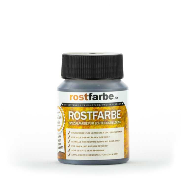Rostfarbe 100ml