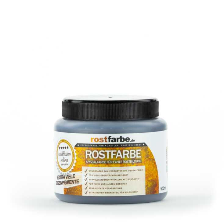 Rostfarbe 500ml
