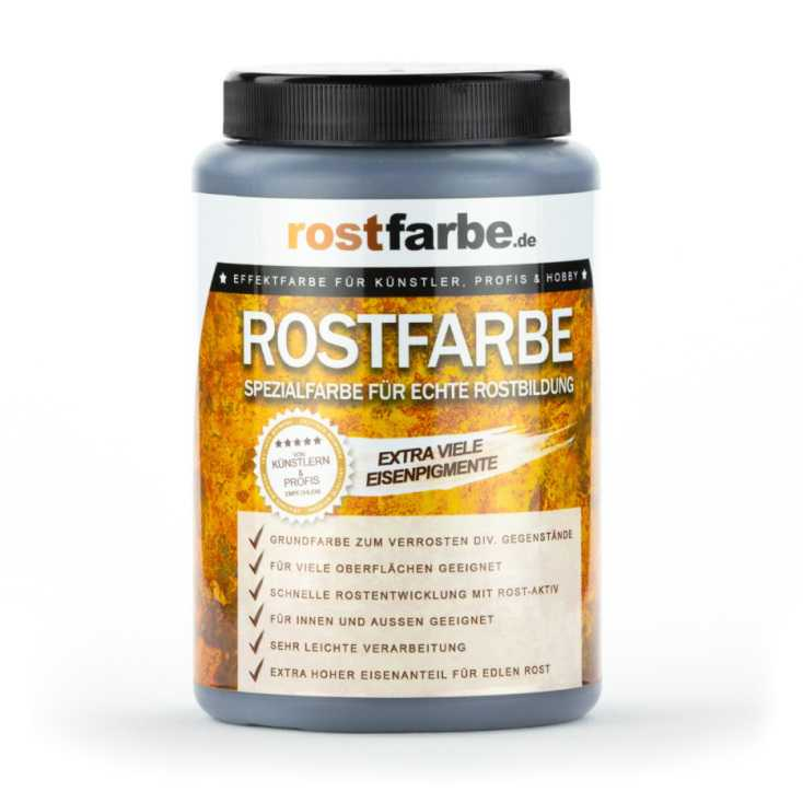 Rostfarbe 1000ml
